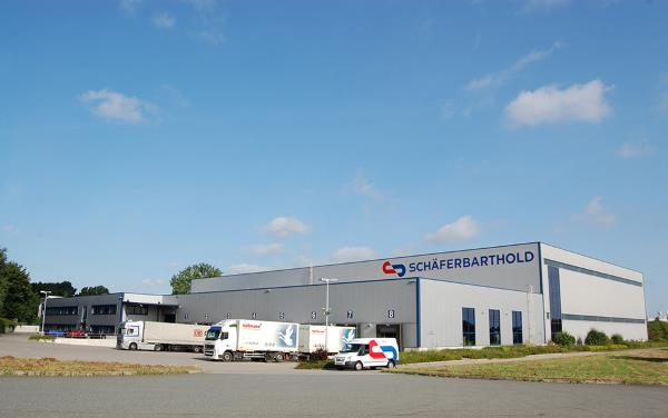 Logistikzentrum